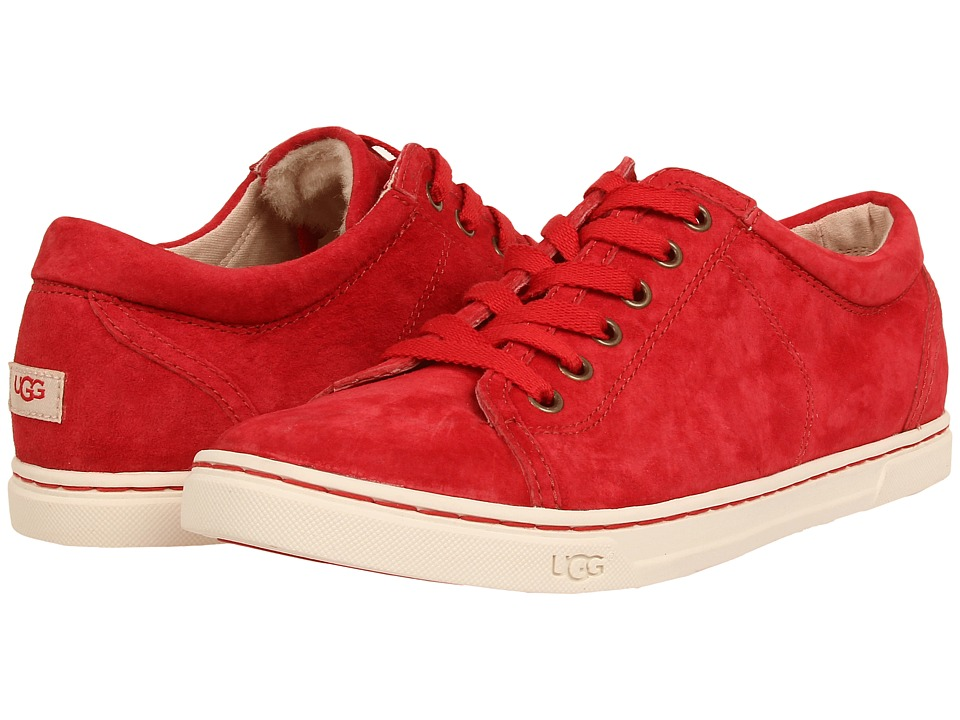 UGG - Tomi (Red Light Suede) Women