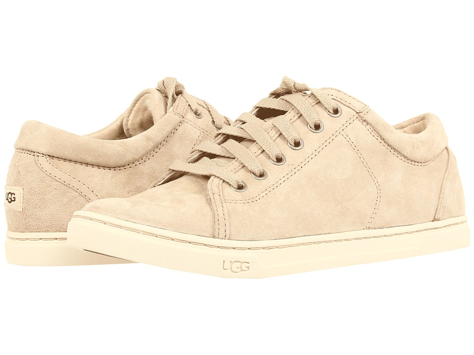 UGG - Tomi (Sand Suede) Women's Shoes