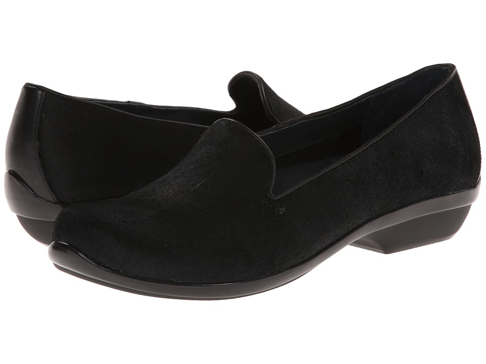 Dansko - Olivia (Black Hair Calf) Women's Shoes