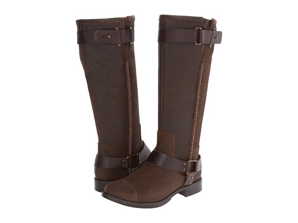 UGG - Dree (Dark Chestnut) Women's Boots