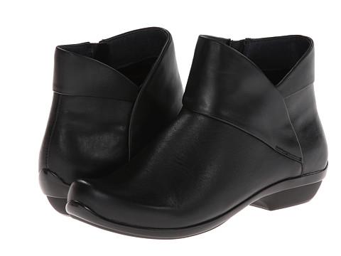 Dansko - Ona (Black Nappa Leather) Women's Boots