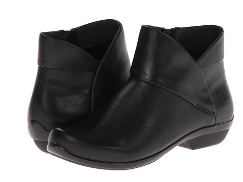 Dansko - Ona (Black Nappa Leather) Women
