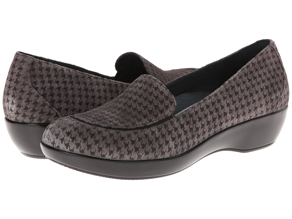 Dansko Debra (Grey Houndstooth) Women