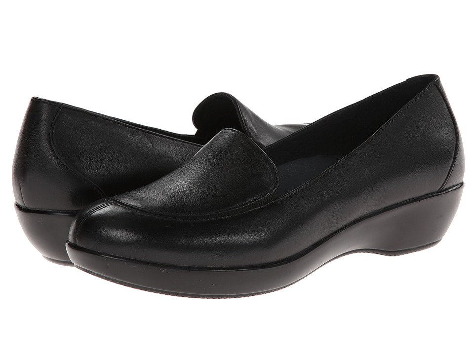 Dansko Debra (Black Nappa Leather) Women