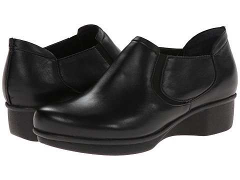 Dansko - Lynn (Black Nappa Leather) Women's Shoes