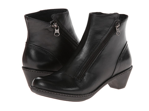 Dansko - Billie (Black Burnished Nappa) Women