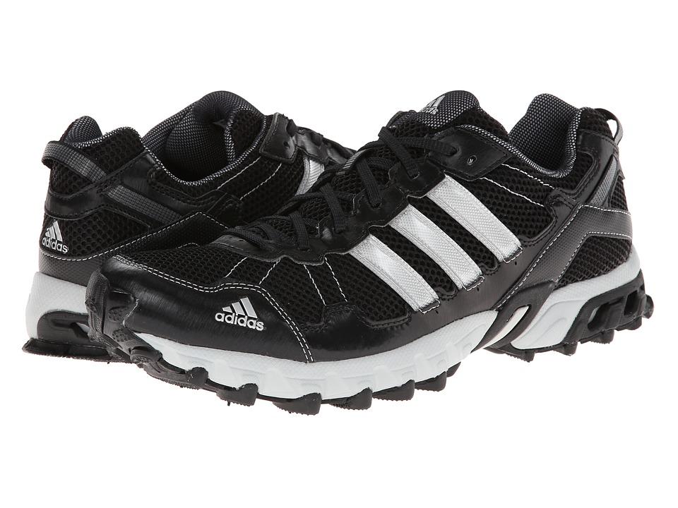 adidas - Thrasher 1.1 M (Clear Black/Silver Metallic/Clear Onix) Men's Running Shoes