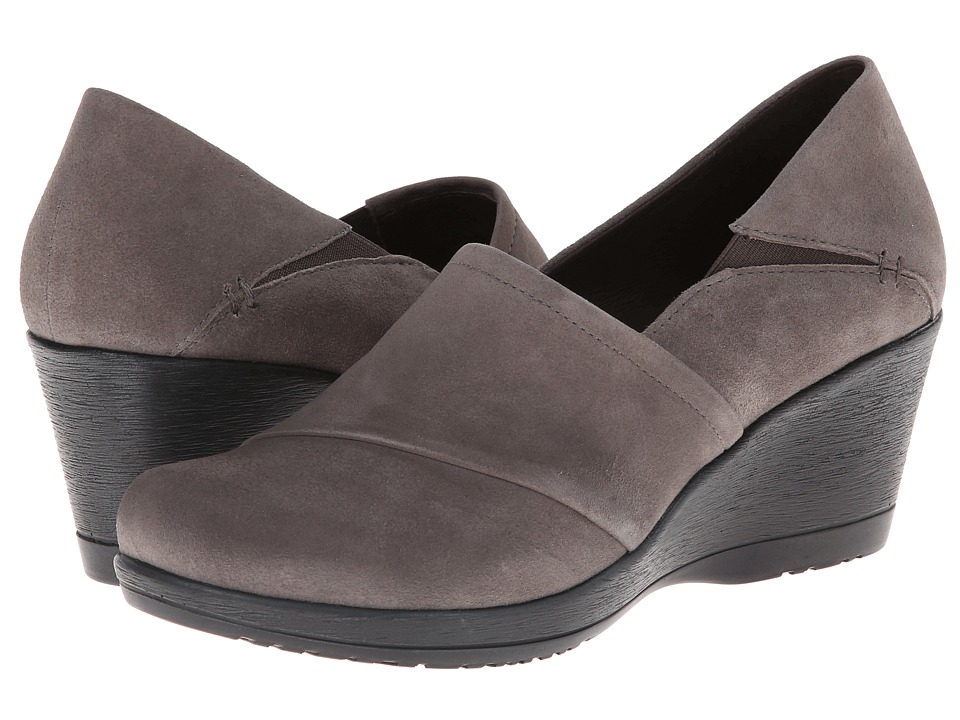 Dansko - Rosaline (Slate Kid Suede) Women's Shoes