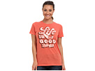 Life is good Cool Tee (Chili Red 2)