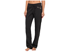 Life is good French Terry Pants (Night Black)