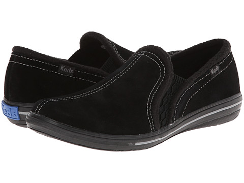 Keds - Regal Slip On (Black) Women's Shoes