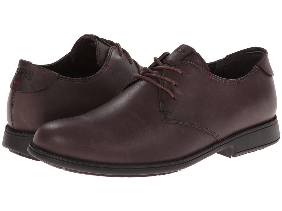 Camper - 1913 Oxford-18552 (Dark Brown) Men's Lace up casual Shoes