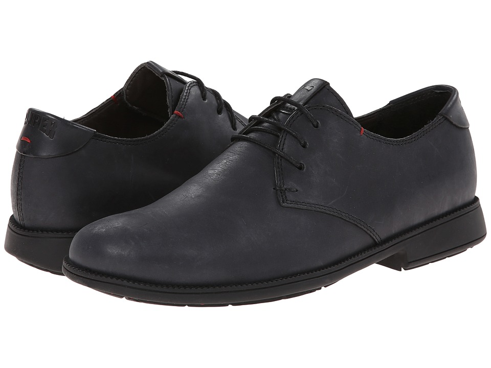 Camper - 1913 Oxford-18552 (Black 2) Men's Lace up casual Shoes