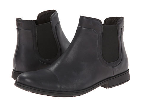 Camper - 1913 Ankle Boot-36708 (Black) Men's Pull-on Boots