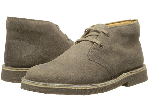 Clarks Kids - Desert Boot (Little Kid/Big Kid) (Taupe Dist) Boys Shoes