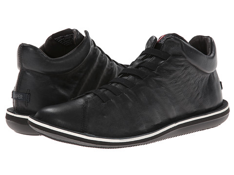 Camper - Beetle-36678 (Black) Men's Lace up casual Shoes