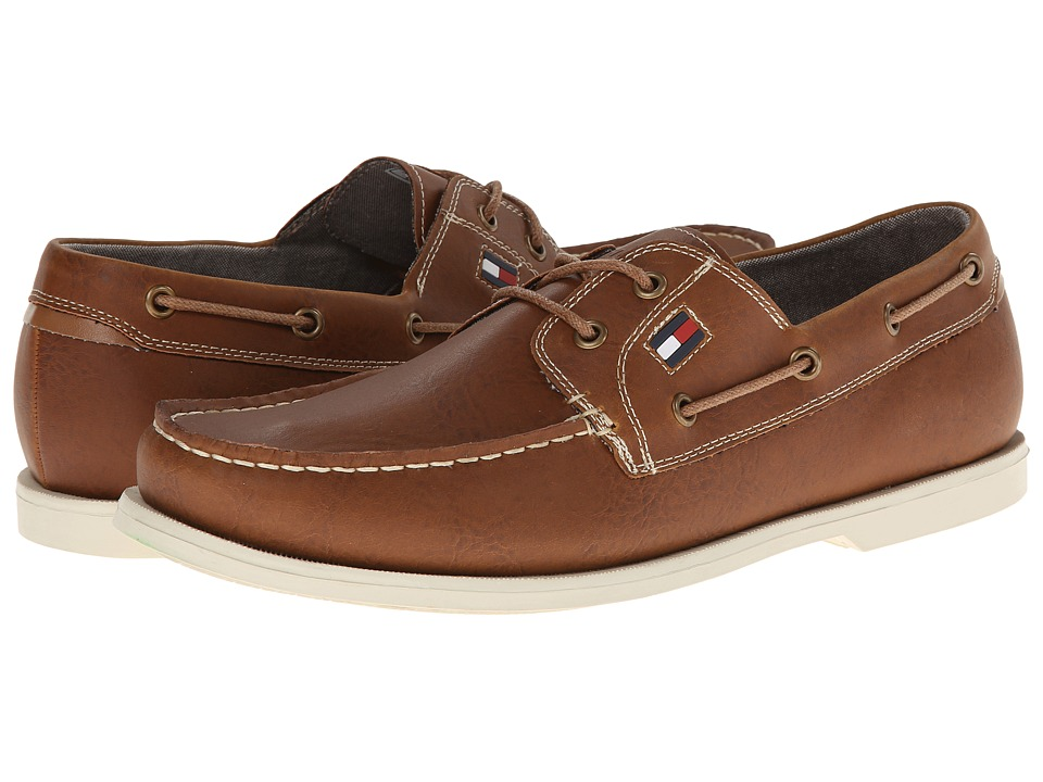 Tommy Hilfiger - Aldez (Tan) Men