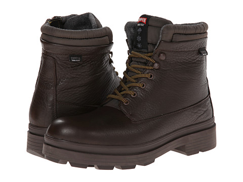 Camper - Hot-36726 (Dark Brown) Men's Lace-up Boots
