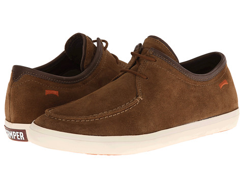 Camper - Motel-18911 (Dark Brown) Men's Lace up casual Shoes