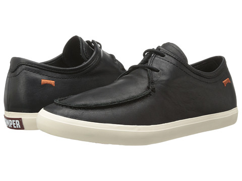 Camper - Motel-18911 (Black) Men's Lace up casual Shoes