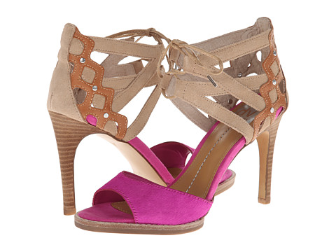 DV by Dolce Vita - Danilo (Pink Multi Calf Hair) High Heels