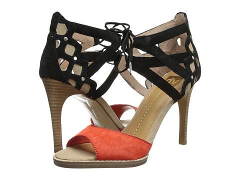 DV by Dolce Vita - Danilo (Red Multi Calf Hair) High Heels