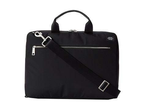 Jack Spade - Transit Brief (Black) Briefcase Bags