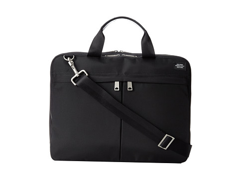 Jack Spade - Large Travel Brief (Black) Briefcase Bags