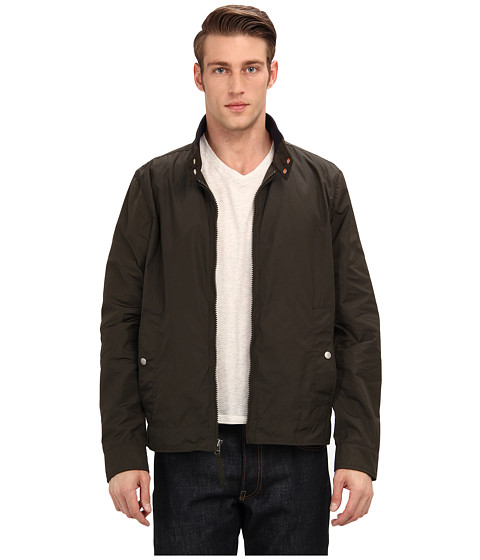 Jack Spade - Peyton Shell Jacket (Olive) Men's Coat