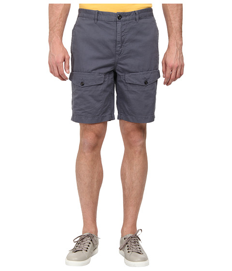Jack Spade - Trenton Utility Shorts (Stone Blue) Men's Shorts