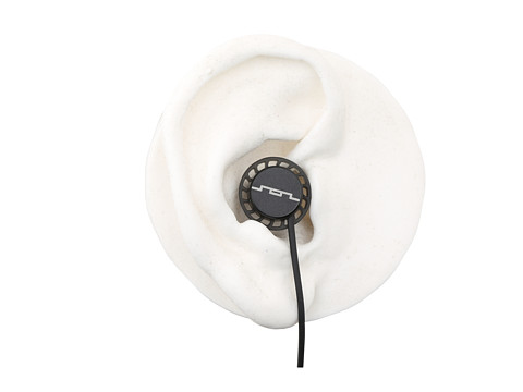 SOL Republic - Relays (Black/Single Button) Headphones
