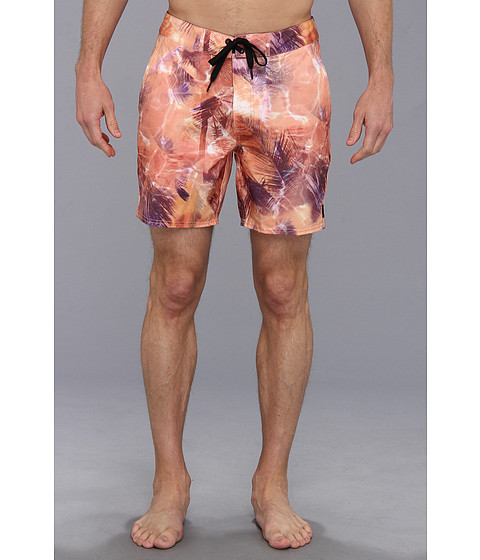 Tavik - Palmy Boardshort (Cantalope) Men's Swimwear