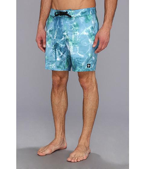 Tavik - Palmy Boardshort (Green) Men's Swimwear