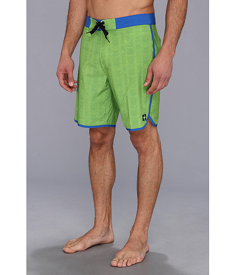 Tavik - Bizarro Boardshort (Blue) Men's Swimwear