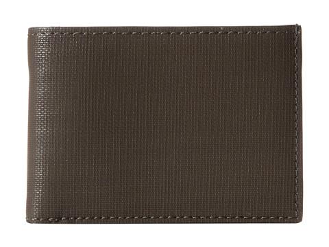 Jack Spade - Index Wallet (Dark Chocolate) Wallet Handbags