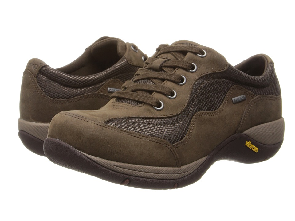 Dansko Chantal (Brown Milled Nubuck) Women