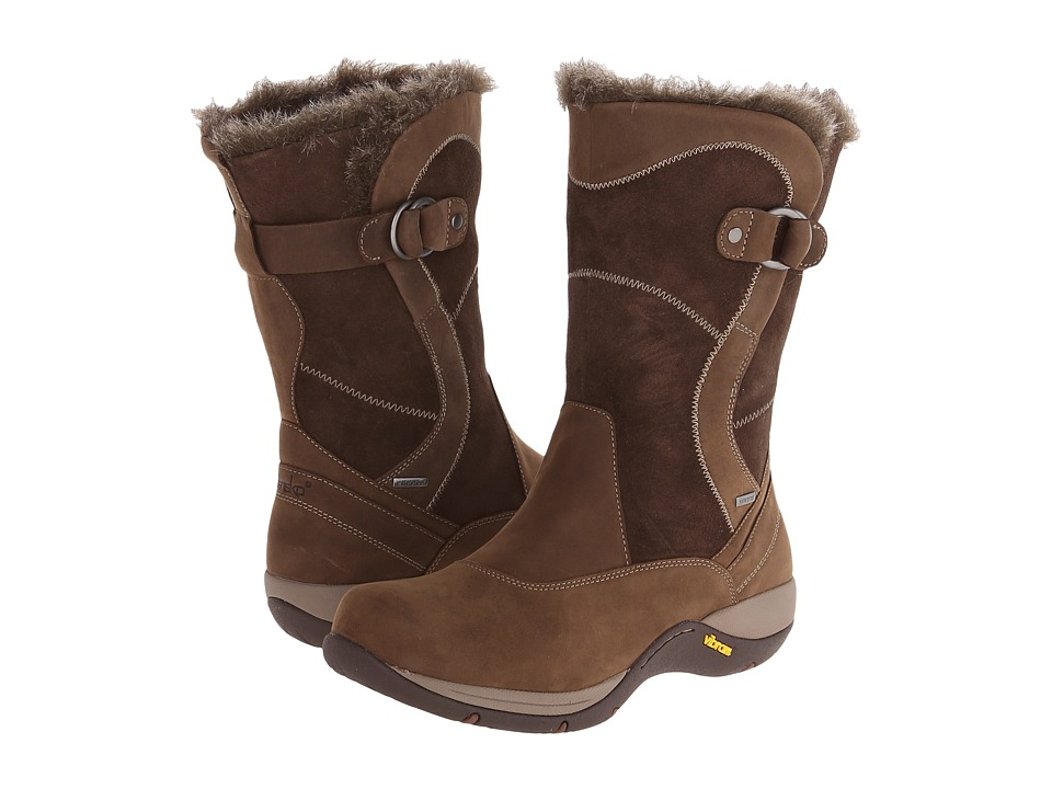 Dansko - Cynthia (Brown Milled Nubuck) Women's Boots