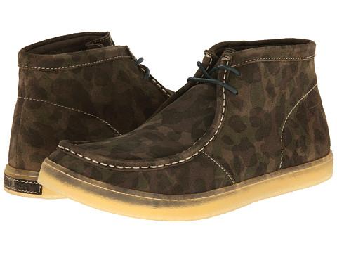 Hush Puppies - Aquaice Wallaboot (Camo Print) Men's Shoes