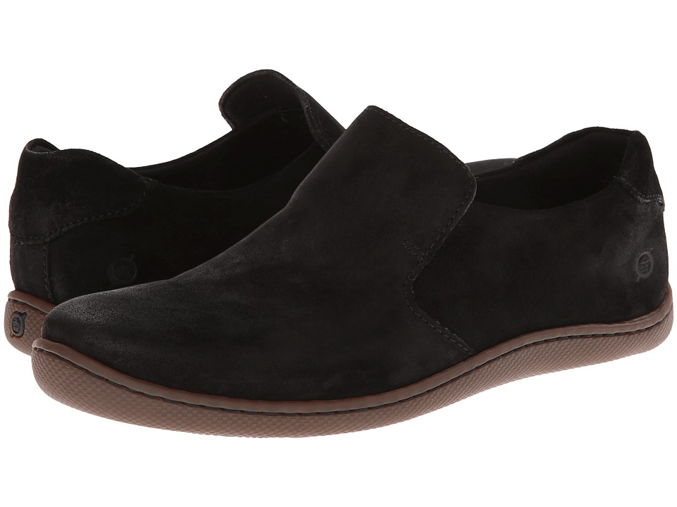 Born Galen (Black Suede) Men