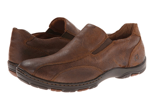 Born - Laughton (Bark (Brown) Suede) Men