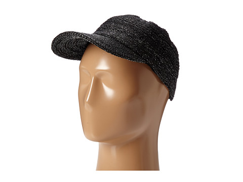Echo Design - Sparkle Baseball Cap (Black) Traditional Hats