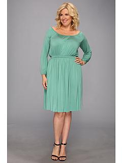 SALE! $79.99 - Save $180 on Rachel Pally Plus Plus Size City Dress White Label (Ivy) Apparel - 69.23% OFF $260.00