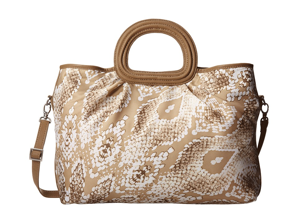 Echo Design - Congo Lafayette Handheld (Sandstone) Handbags