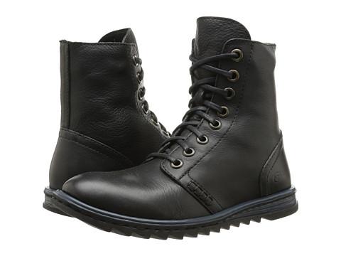 Born - Hudson (Black Full-Grain Leather) Men