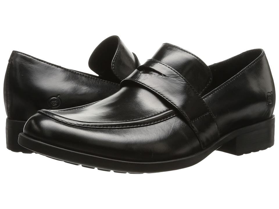 Born Stauder (Black Full-Grain Leather) Men