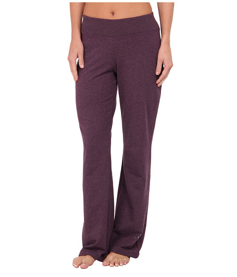 Life is good - Sleep Soft Pant (Heathered Deepest Plum) Women's Pajama