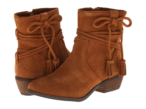 Minnetonka - Mesa Boot (Brown Suede) Women