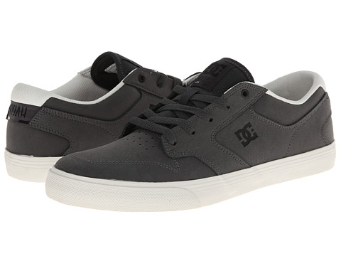 DC - Nyjah Vulc SE (Dark Shadow) Men's Skate Shoes