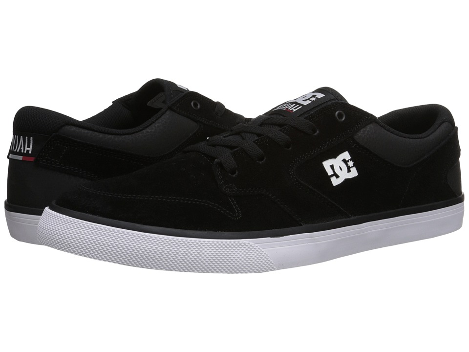 DC - Nyjah Vulc (Black) Men's Skate Shoes