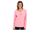 Easy V-Neck Sleep L/S